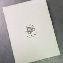 Чехол обложка для автодокументов мужская кожаная ОB-L-1 limited Apache