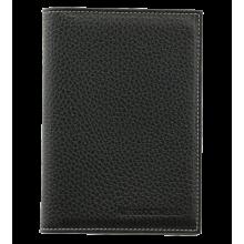 Для паспорта и автодокументов кожаная ОВ-3 Person