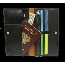 Портмоне для документов и денег KO-2-RS классическое RS