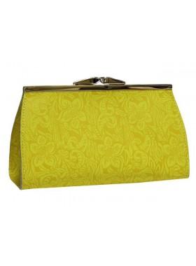 Косметичка кошелек аляска желтая Person
