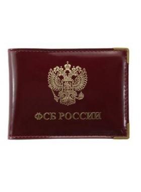Обложка для удостоверения ФСБ Person