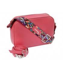 Женская сумка кросс боди Libellula красный коралл Person