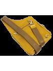 Сумка мужская нагрудная табачно-желтая  СМ-2013-А Apache