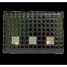Элегантный бумажник водителя БС-12 black ice Kniksen